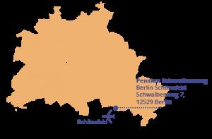 Standort Pension Schwalbenweg3