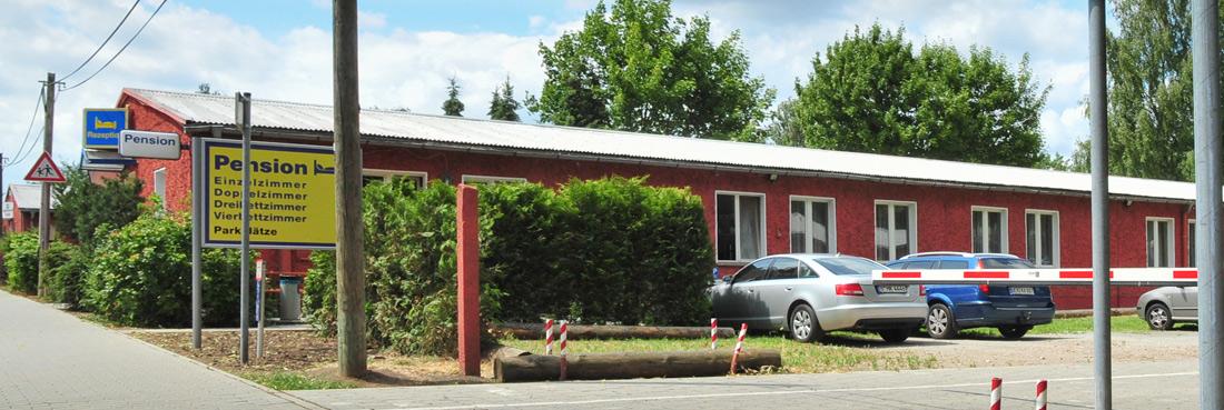 Pension Schwalbenweg in Berlin Schönefeld