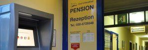 Pension Schwalbenweg nahe Flughafen Schönefeld - Kontakt
