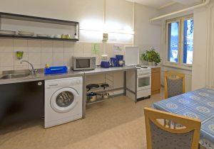 Pension Schwalbenweg nahe Flughafen Schönefeld - öffentliche Küche