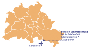 Standort Pension Schwalbenweg2